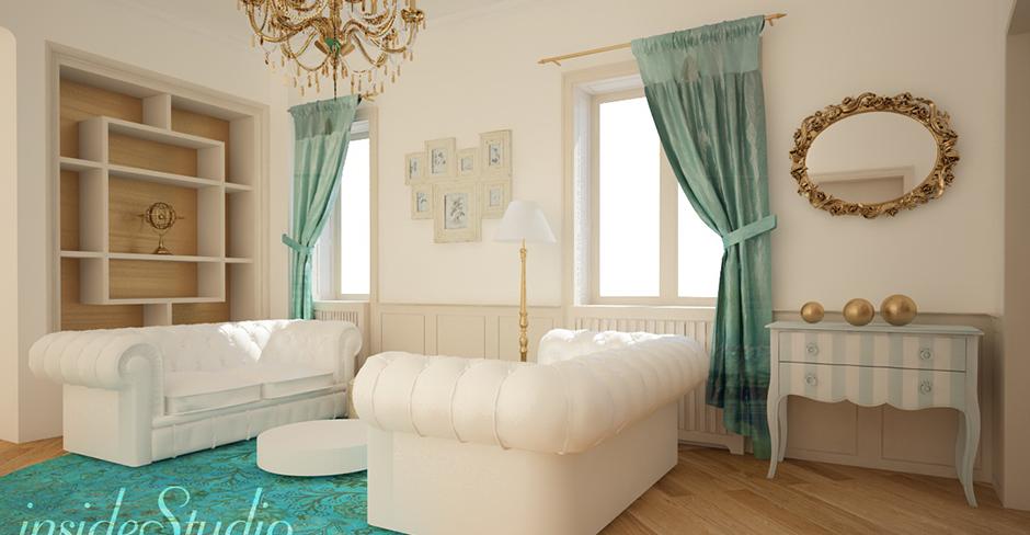 1 design interior timisoara clasic